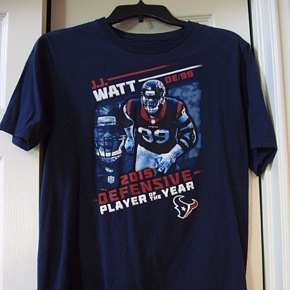 more photos 606bb d0227 J.J. WATT Houston TEXANS T Shirt Youth XL (18-20)